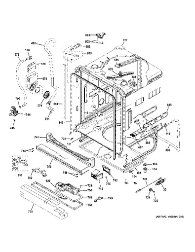 ge cafe series dishwasher manual