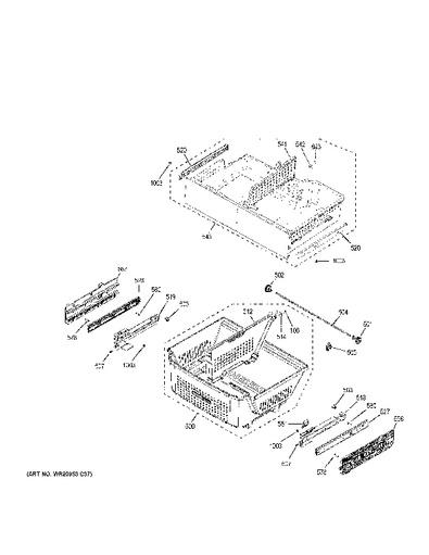 Ge Profile Refrigerator Tfx24pr Wiring Diagram. . Wiring Diagram on