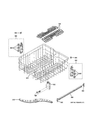 Wiring Diagram Ge Dishwasher Gld. . Wiring Diagram on