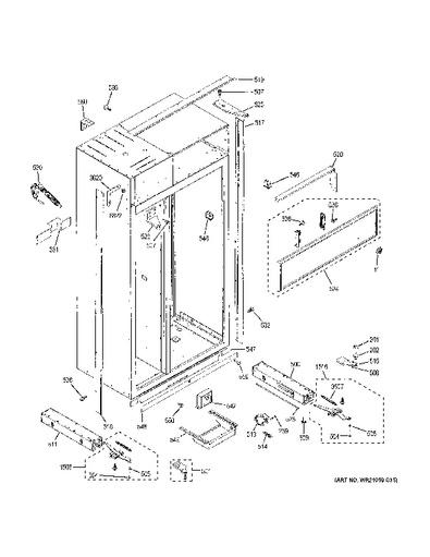 Kitchenaid Refrigerator Wiring Schematic