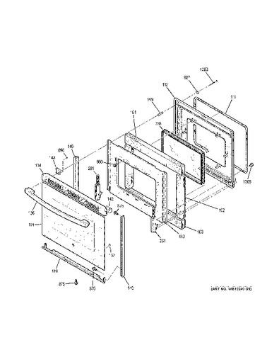 Ge Stove Top Wiring Diagram