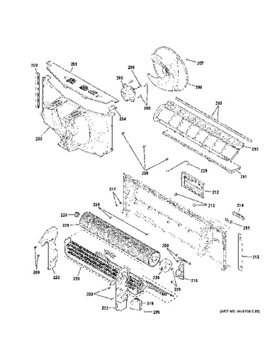 motor & chassis parts